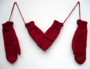 Mittens for couples
