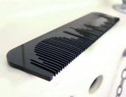 Musical hair combs