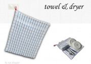 Towel Dish Dryer